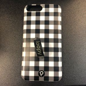 Plaid Loopy Case for iPhone 6/7/8 PLUS